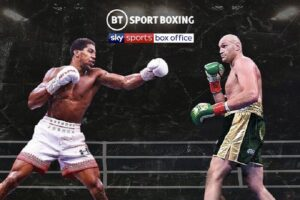 Anthony Joshua is Prepared to Drop WBO Title | boxen247.com