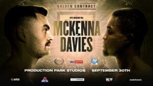 Ohara Davies Defeats Tyrone McKenna & Fight Card Results   boxen247.com