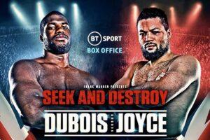 Frank Warren: New Date Coming For Daniel Dubois vs Joe Joyce | boxen247.com