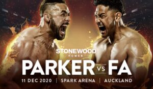 Joseph Parker vs Junior Fa is on For 11th December | boxen247.com