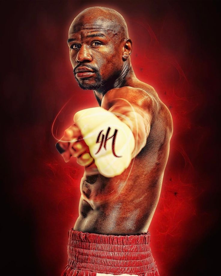 Shot of The Day - Floyd Mayweather (Again)   boxen247.com