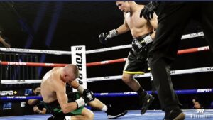 """""""I Would Offer Catterall a Lot of Money To fight Zepeda"""" - Arum 