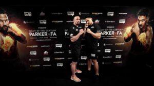 Joseph Parker vs Junior Fa Press Conference | boxen247.com