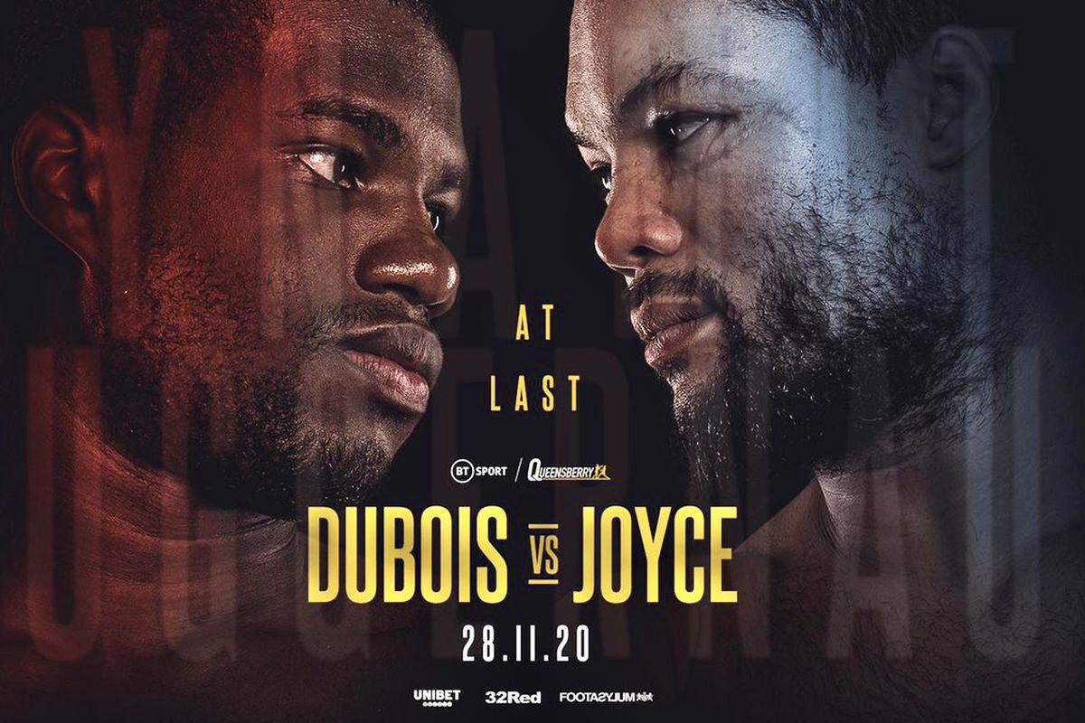 Daniel Dubois vs Joe Joyce Lands on ESPN+ | boxen247.com