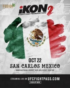 Boxing / MMA Doubleheader in Mexico October 22nd | boxen247.com