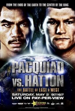 Manny Pacquiao vs. Ricky Hatton Video | Boxen247.com