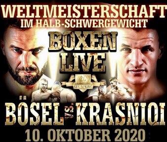 Bösel & Krasniqi Fight Card Make Weight (Germany)   boxen247.com