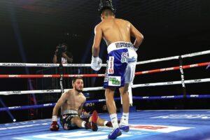 Navarrete Defeats Villa & Full Las Vegas Fight Card Results | boxen247.com