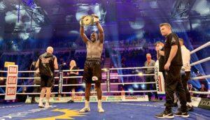 Peter Kadiru Decisions Roman Gorst in Germany   boxen247.com