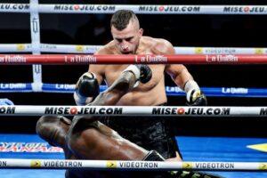 Lemieux KO's Ntetu in 5 & Fight Card Results (Canada) | boxen247.com