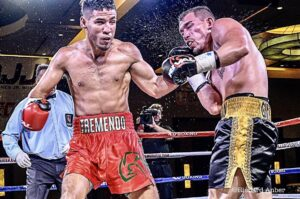 """Kendo """"Tremendo"""" Castaneda Must Live up to Nickname   boxen247.com"""
