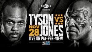 Mike Tyson vs Roy Jones Jr. Results From Los Angeles | boxen247.com