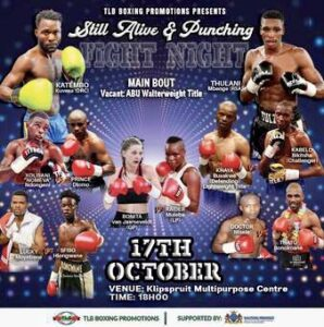 Mbenge Defeats Katembo & Full Fight Card Results | boxen247.com