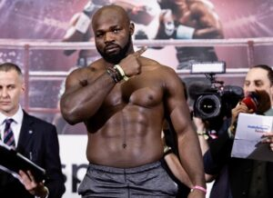 Next Up For Fury on Dec 5th Could Be Carlos Takam | boxen247.com