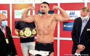 Next Up For Fury on Dec 5th Could be Agit Kabayel | boxen247.com