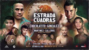 Estrada & Cuadras Make Weight - Mexico Weights | boxen247.com