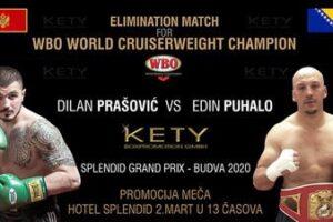 Dilian Prasovic Defeats Edin Puhalo in Serbia   boxen247.com