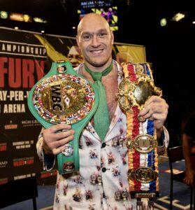 """I'm Definitely Fighting December 5th"" - Tyson Fury | boxen247.com"