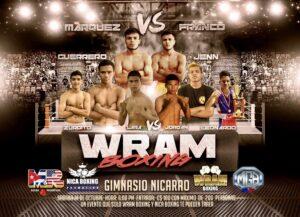 Marquez & Gutierrez Fight Card Weights Nicaragua | boxen247.com