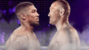 "Eddie Hearn: ""No Belts on The Line, Fury-Joshua Would Still Take Place"" 