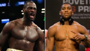 """""""After a Loss, Things Change"""" - Anthony Joshua on Deontay Wilder"""