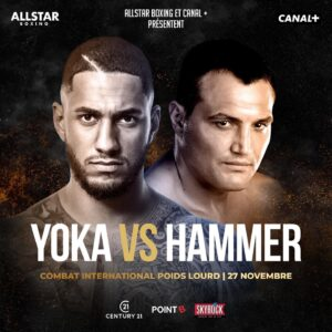 Yoka Defeats Hammer & Full Results From France | boxen247.com
