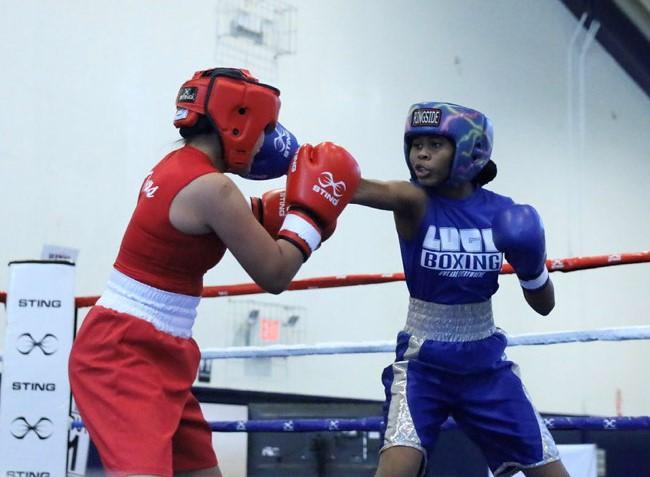 Sa'Rai Brown-ElThe Future of Women's Boxing | boxen247.com