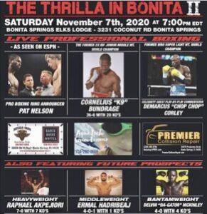 Bundrage Defeats Elerson & Full Card Boxing Results | boxen247.com