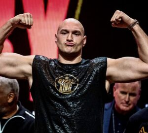 """""""None of Us Are Quaking"""" - Tyson Fury on Usyk 