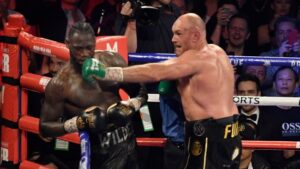 """""""He'll Never Get a Shot at Me"""" - Tyson Fury on Wilder 