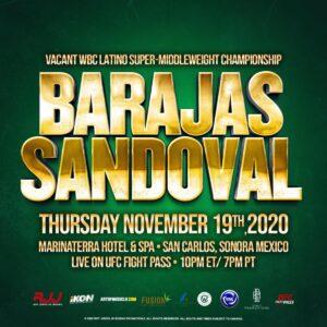Barajas & Sandoval Draw - Mexico Boxing Results   boxen247.com