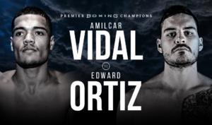 Vidal Defeats Ortiz & Boxing Results From Los Angeles | boxen247.com