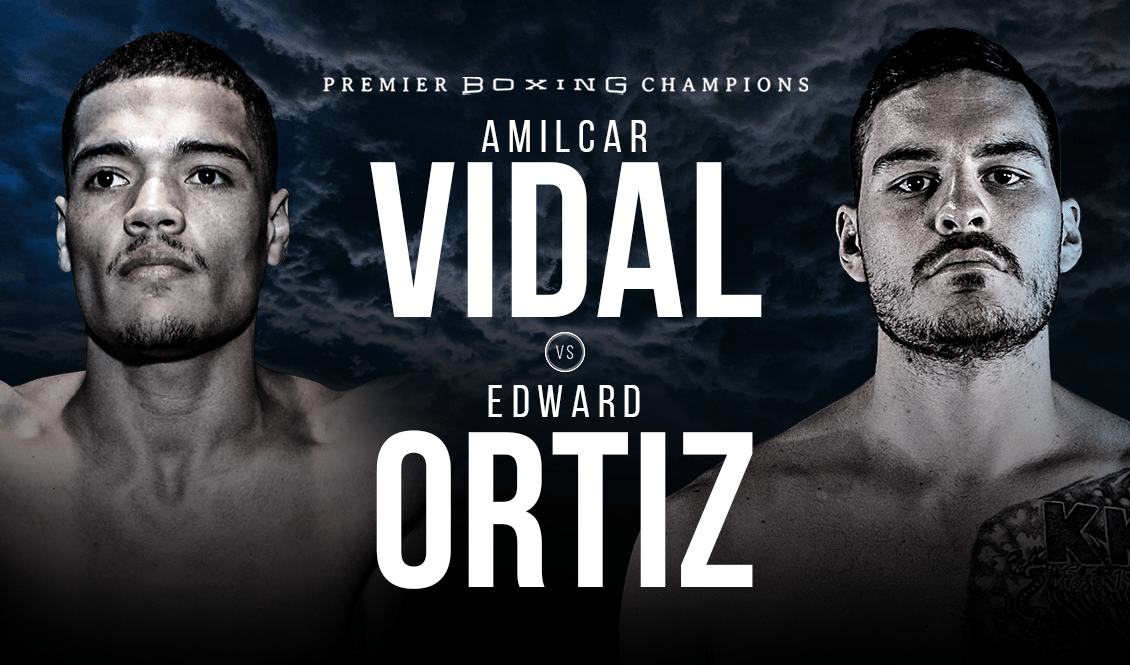 Vidal vs Ortiz Fight Card Weights From Los Angeles   boxen247.com