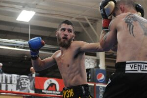 """Official """"Gold Rush"""" Boxing Results From New England 