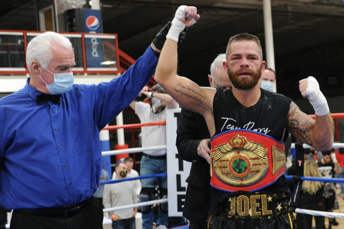 "Official ""Gold Rush"" Boxing Results From New England 