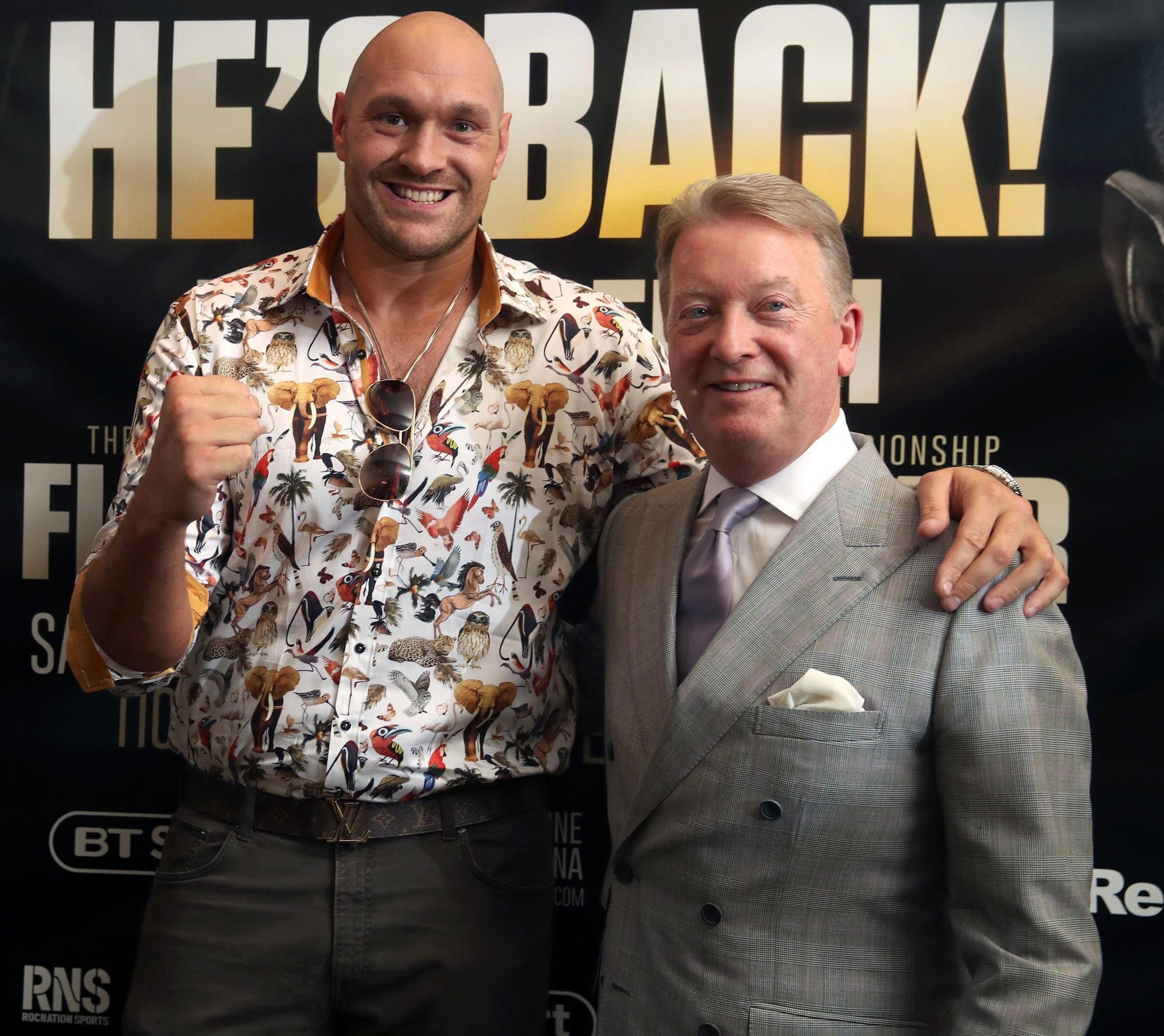 Tyson Fury Return Likely February or March 2021 | boxen247.com