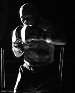 Mike Tyson Latest Pictures Looking Jacked | boxen247.com