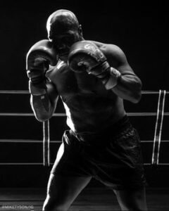 Mike Tyson Latest Pictures Looking Jacked   boxen247.com