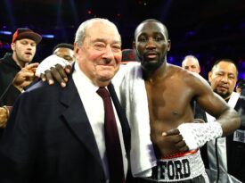 """Terence Crawford: """"He's Supposed to Promote Me""""   boxen247.com"""