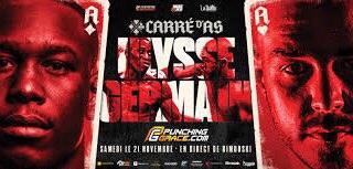 Ulysse Jr. Defeats Germain & Quebec Boxing Results | boxen247.com