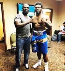 Viddal Riley Out, Hasim Rahman Jr. In (Tyson Card)   boxen247.com