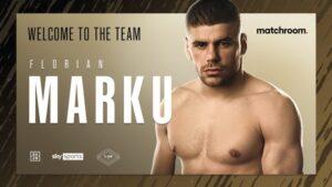 Florian Marku Signs With Eddie Hearn's (Matchroom) | boxen247.com