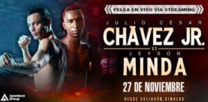 Chavez Jr. Defeats Minda & Results Mexico | boxen247.com