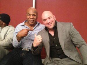Dana White Reacts to Mike Tyson vs Roy Jones Jr. | boxen247.com