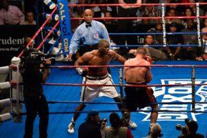 Referee Lindsey Page Jr. R.I.P | Boxing News | boxen247.com