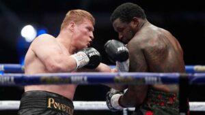 Alexander Povetkin COVID-19 Update | Boxing News | boxen247.com
