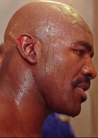 Is Evander Holyfield Next For Mike Tyson? | boxen247.com
