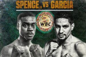 Spence Jr, Garcia & Trainers Speak of Saturdays Clash | boxen247.com