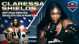 Claressa Shields To Enter MMA Signs Deal With PFL   boxen247.com