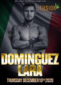 Santiago Dominguez vs Ricardo Lara Fight Card Details For This Thursday | boxen247.com